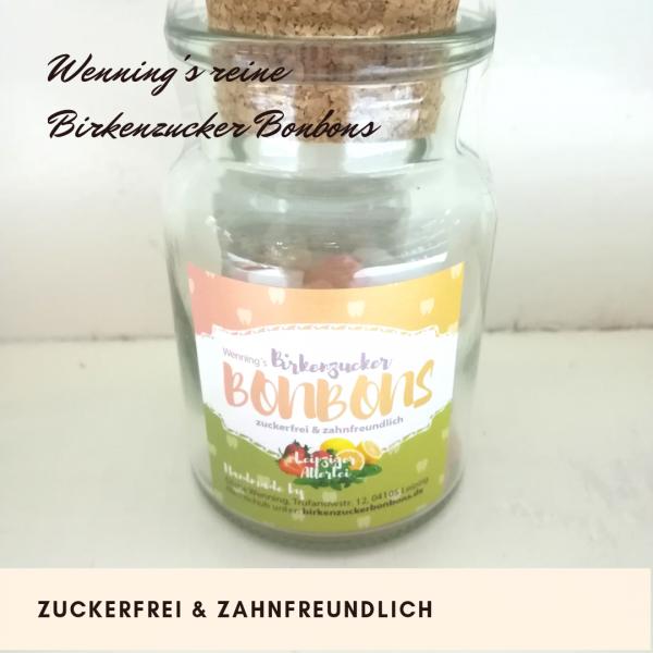 Birkenzuckerbonbons Leipziger Allerlei