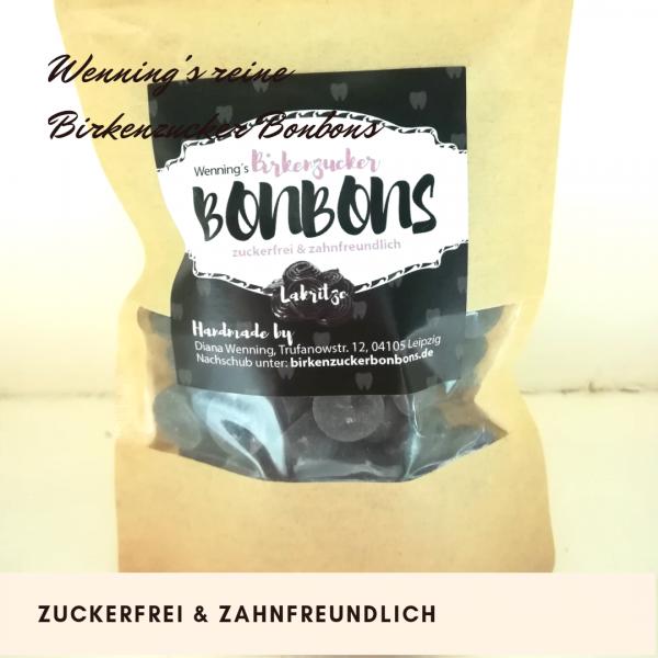 Birkenzuckerbonbons Nachfülltüte 65g